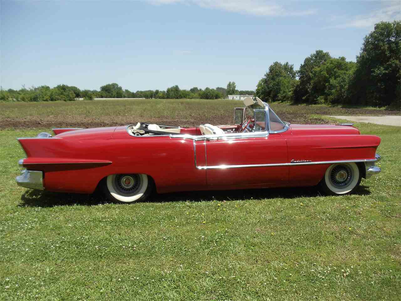 Large Picture of Classic '55 Eldorado located in Arma Kansas - $57,500.00 Offered by a Private Seller - L6V7