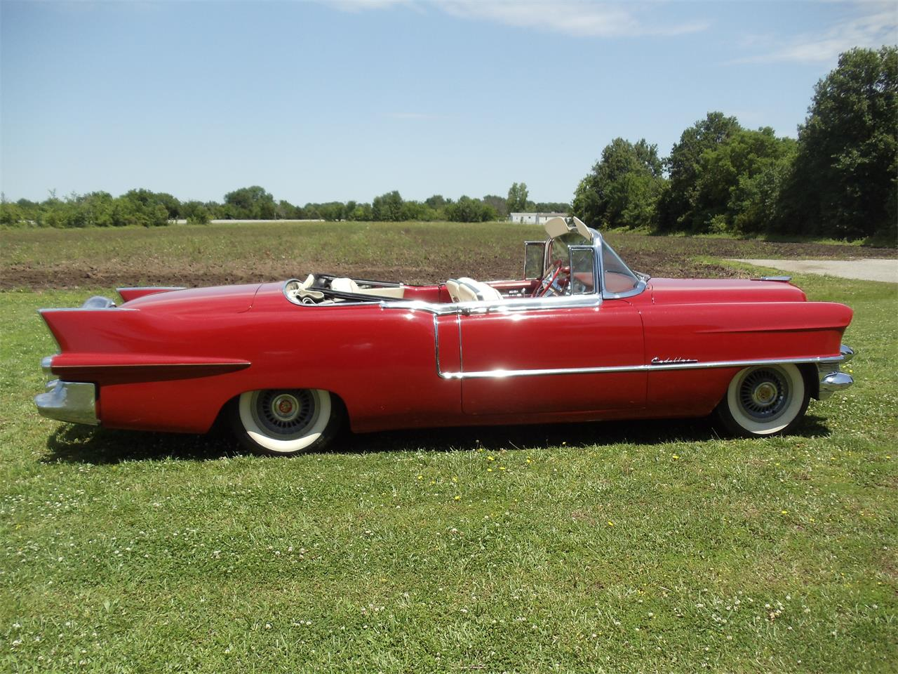 Large Picture of '55 Eldorado - L6V7