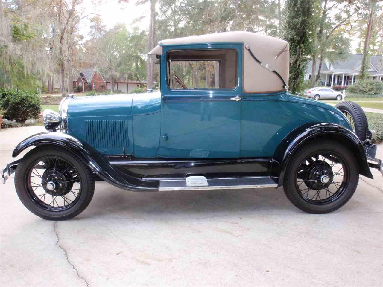 1928 ford model a for sale cc 988676. Black Bedroom Furniture Sets. Home Design Ideas