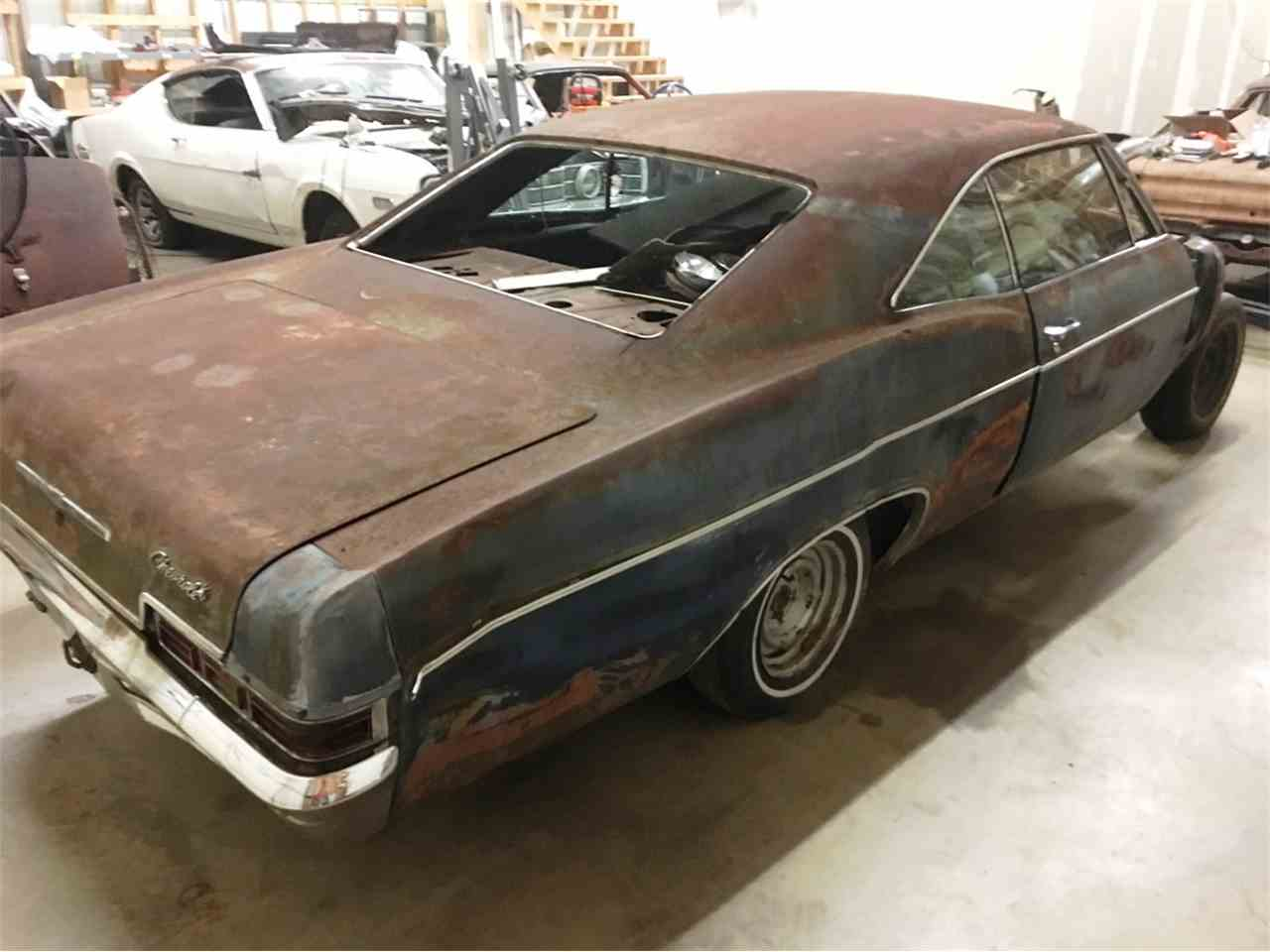 Large Picture of Classic 1966 Chevrolet Impala located in Huntsville Alabama - $1,000.00 - L6W3