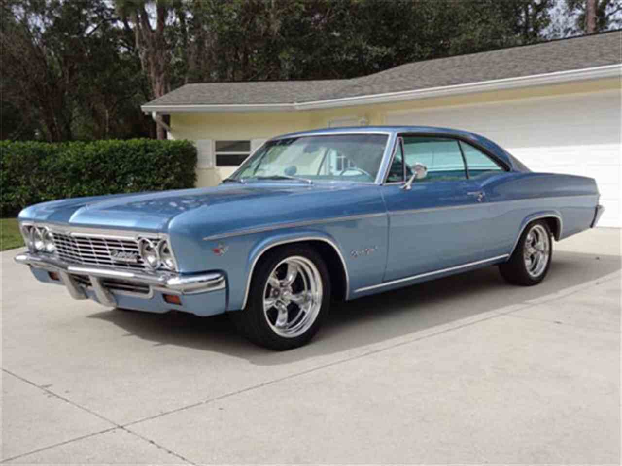 Large Picture of '66 Chevrolet Impala located in Alabama - $1,000.00 Offered by Rocket City Customs - L6W3