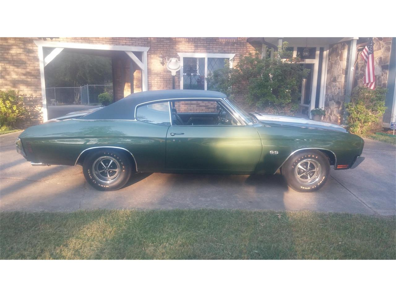 Large Picture of '70 Chevelle SS located in Oxford Alabama Offered by a Private Seller - L6WQ