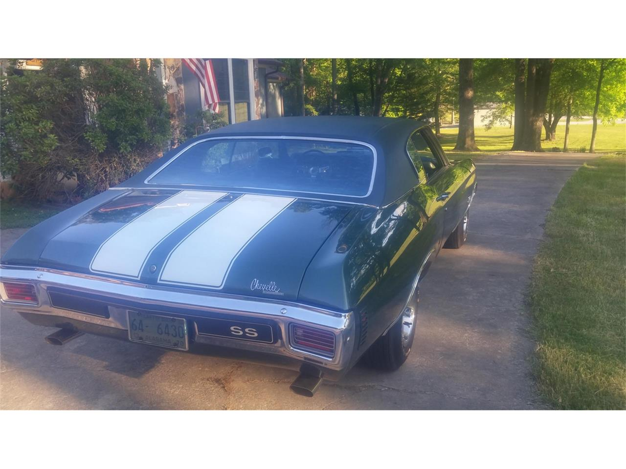 Large Picture of Classic 1970 Chevelle SS - $49,000.00 Offered by a Private Seller - L6WQ