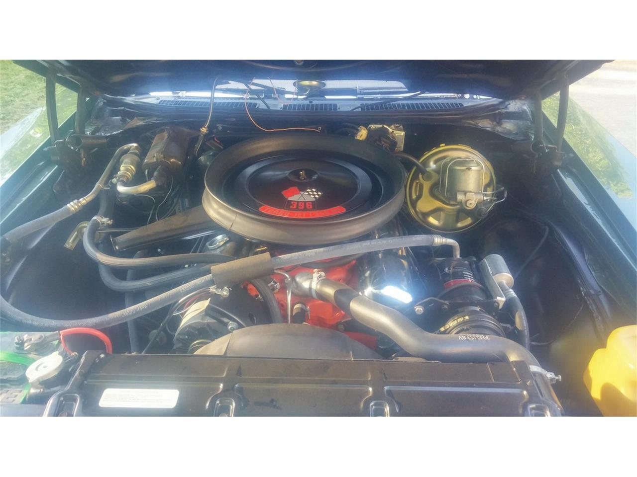 Large Picture of Classic '70 Chevelle SS located in Oxford Alabama - $49,000.00 - L6WQ