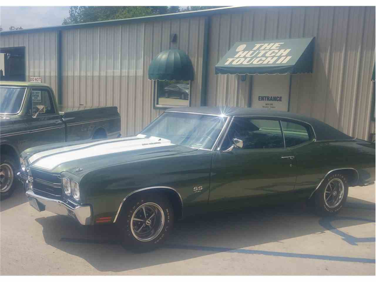 Large Picture of '70 Chevelle SS - L6WQ