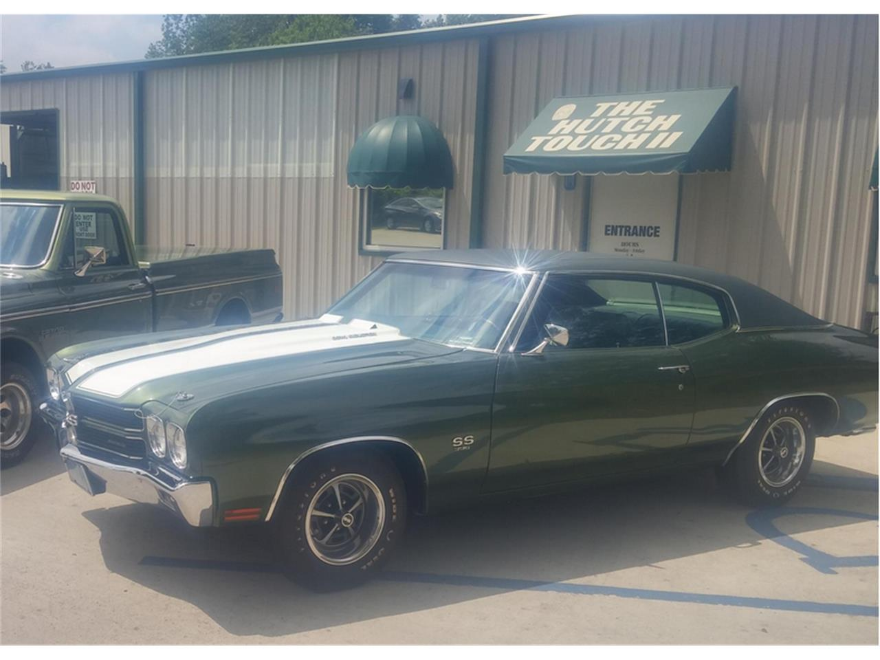 Large Picture of Classic 1970 Chevelle SS located in Oxford Alabama Offered by a Private Seller - L6WQ
