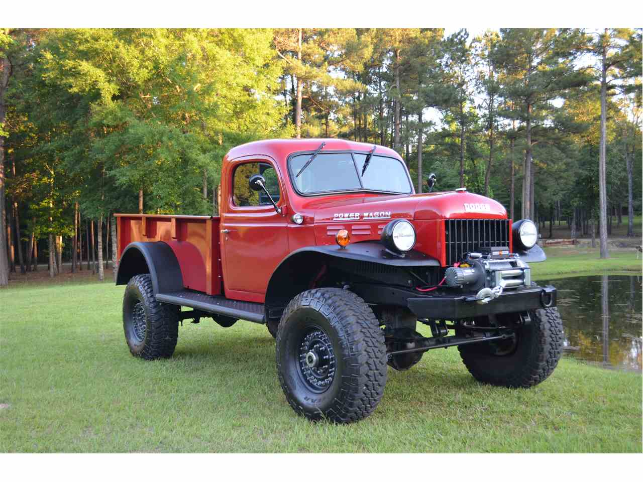 1949 dodge power wagon for sale cc 988731 for Motorized wagon for sale