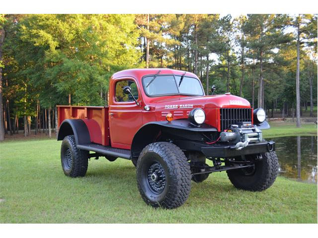 Picture of Classic '49 Power Wagon located in Louisiana - L6WR