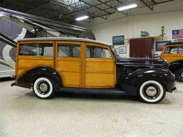 Picture of 1939 Ford Woody Wagon located in orange California Offered by  - L6WS
