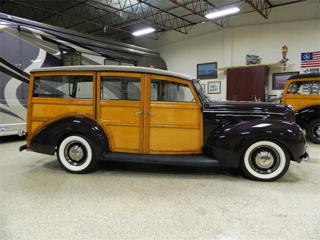 Picture of '39 Woody Wagon - L6WS