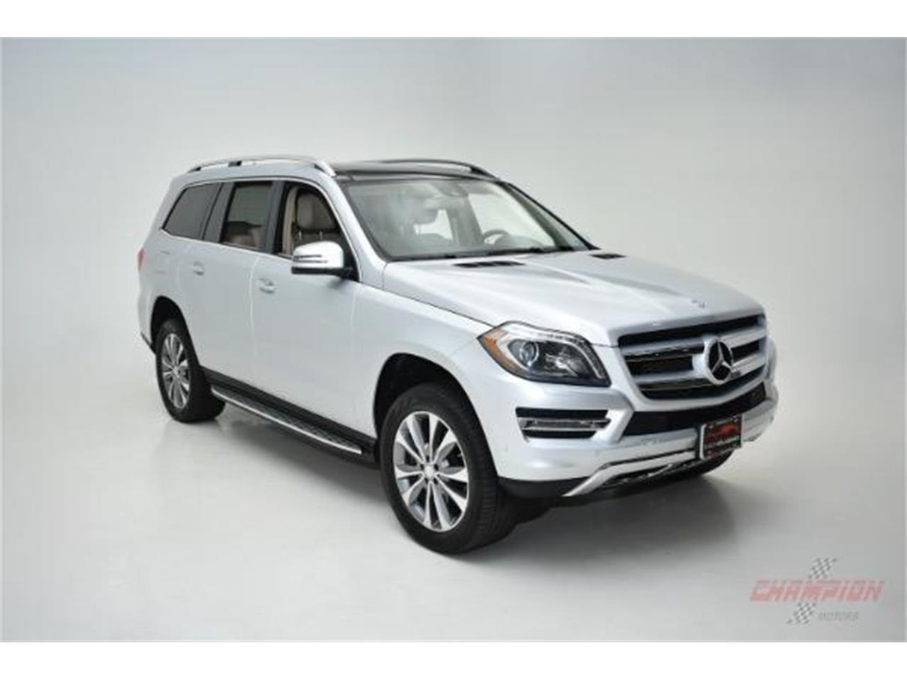 Large Picture of 2014 Mercedes-Benz GL450 - L6XA