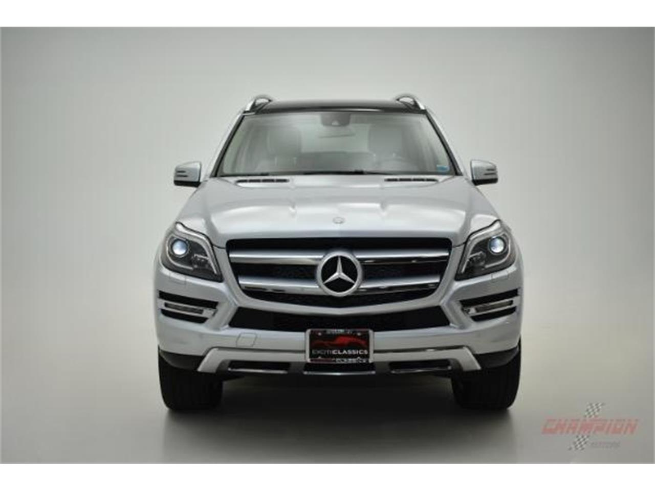 Large Picture of '14 Mercedes-Benz GL450 - L6XA
