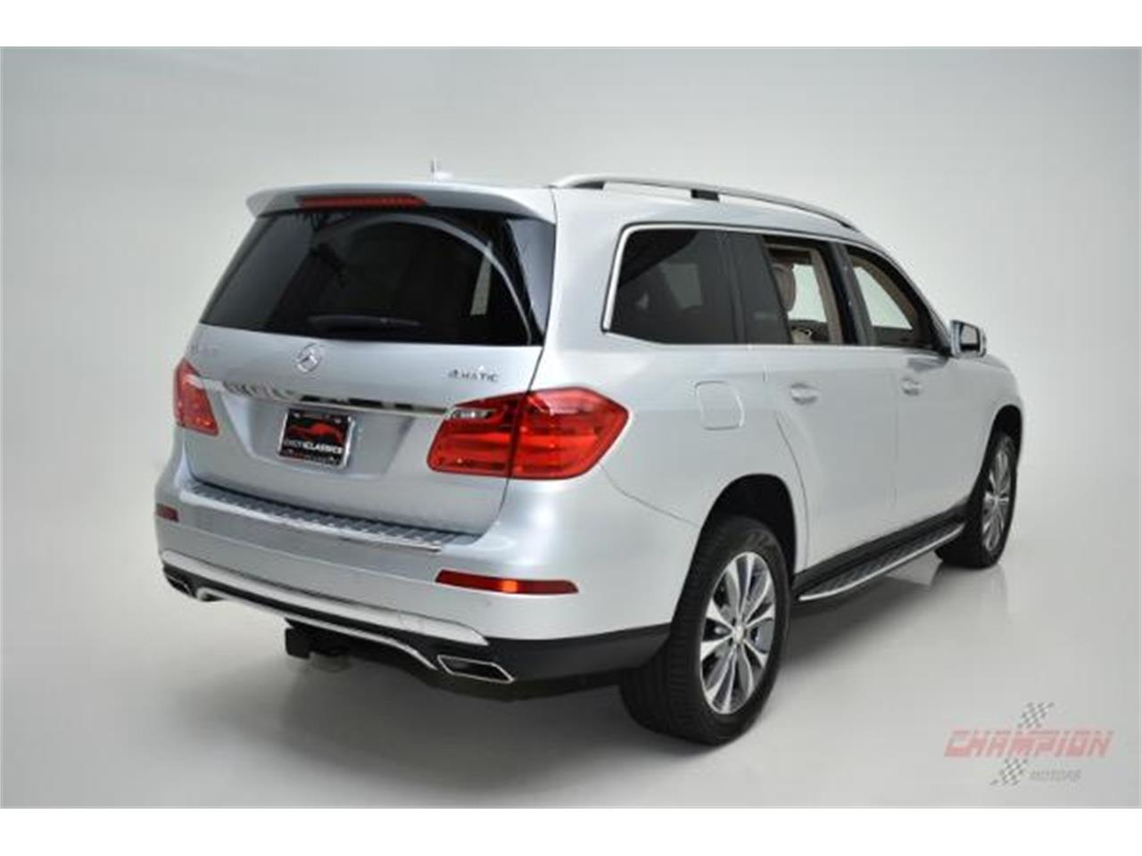 Large Picture of '14 GL450 - L6XA
