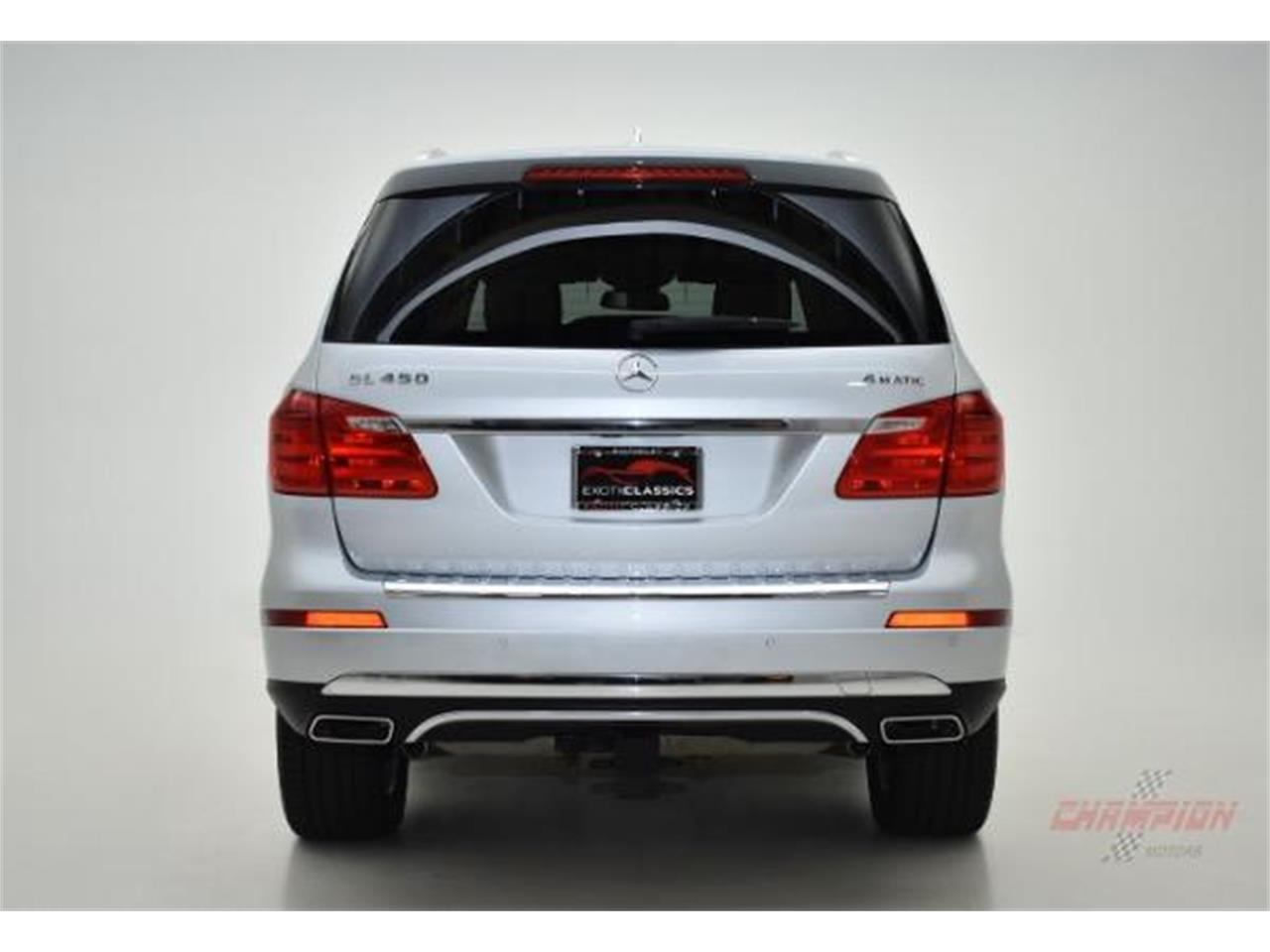 Large Picture of '14 GL450 located in New York Offered by Champion Motors International - L6XA