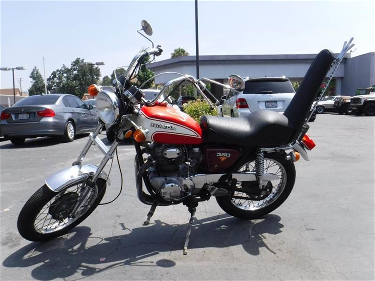 Large Picture of '73 Motorcycle - L6XS