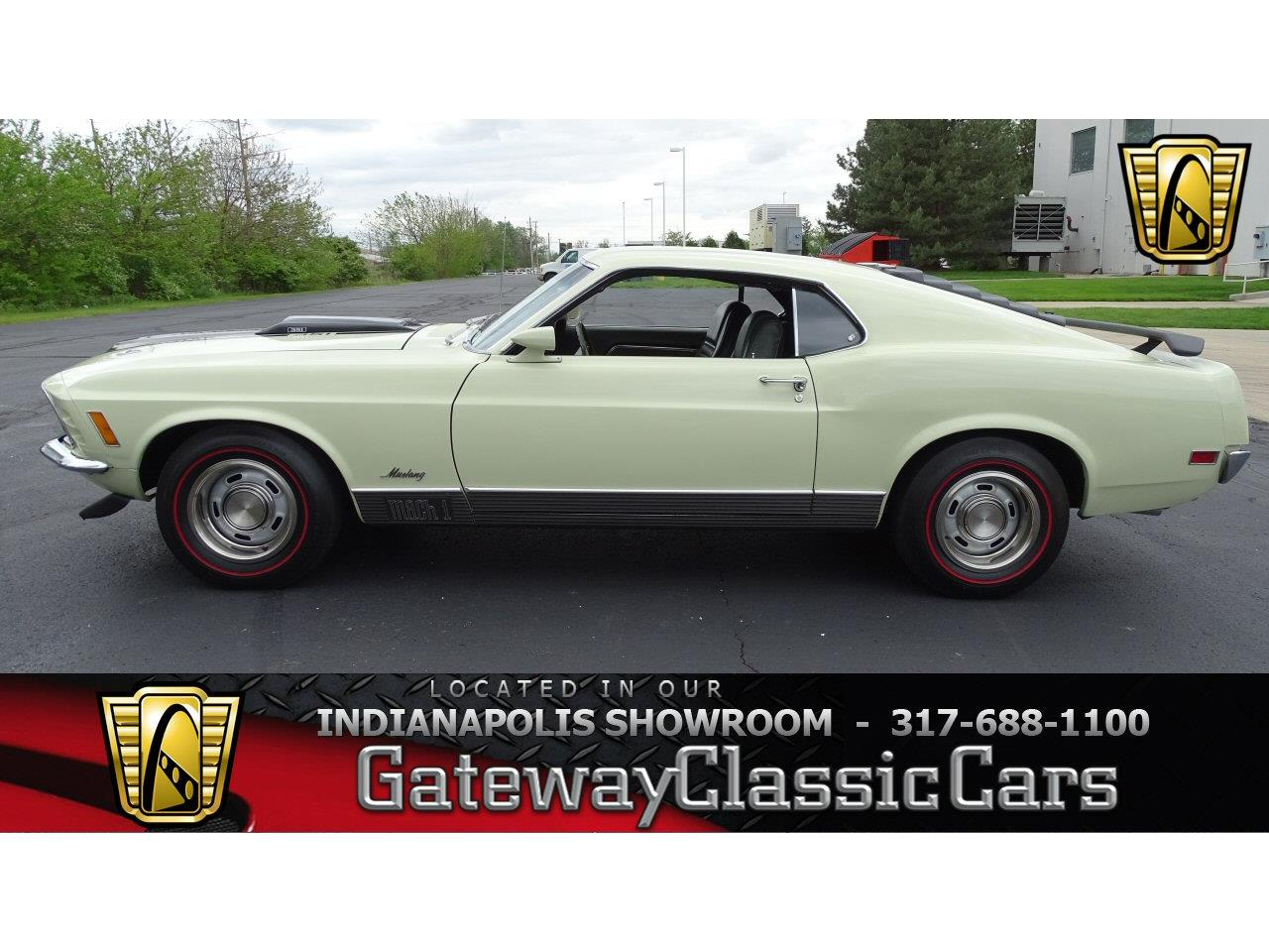 Large Picture of 1970 Mustang located in Indianapolis Indiana Offered by Gateway Classic Cars - Indianapolis - L70Y