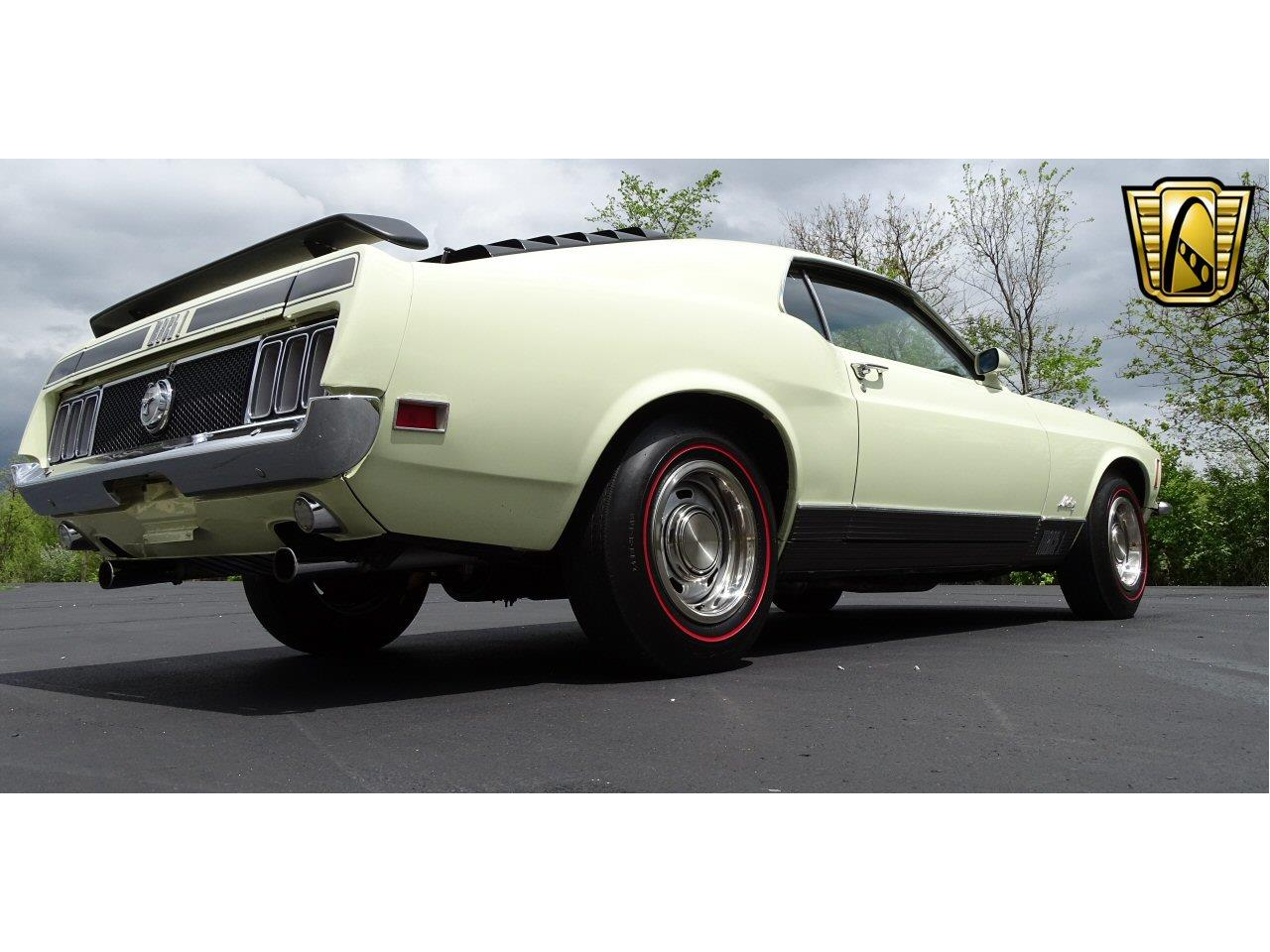 Large Picture of 1970 Mustang - $47,595.00 Offered by Gateway Classic Cars - Indianapolis - L70Y