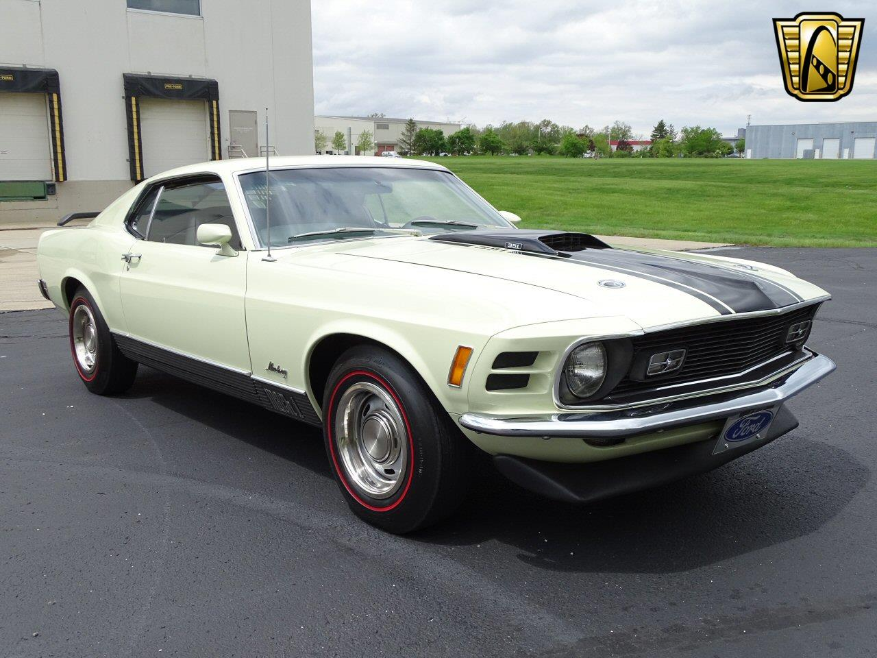 Large Picture of Classic 1970 Ford Mustang - L70Y