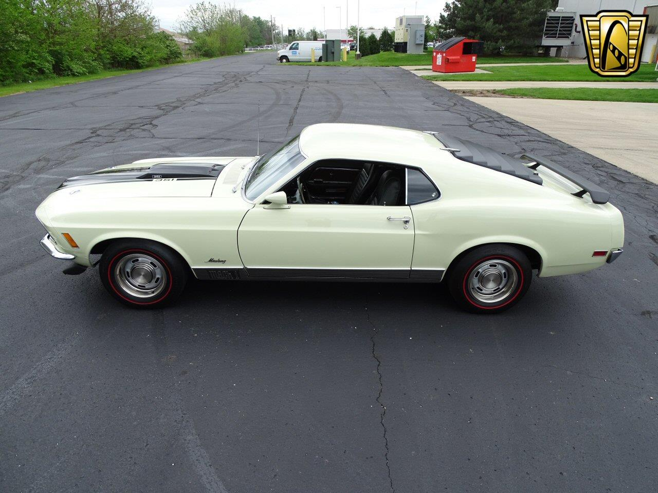 Large Picture of 1970 Mustang located in Indiana Offered by Gateway Classic Cars - Indianapolis - L70Y
