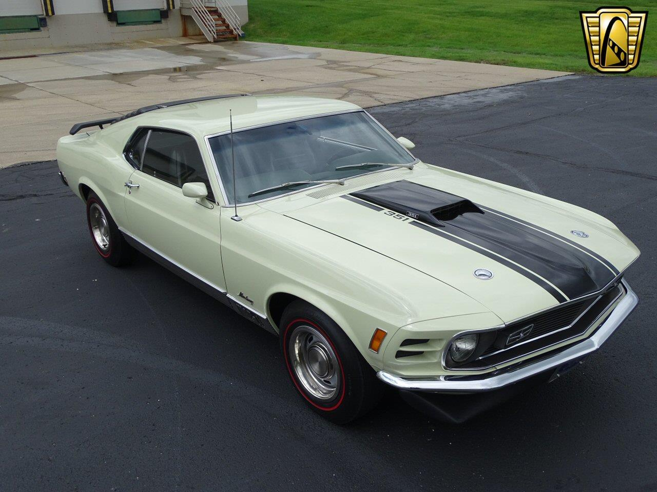 Large Picture of Classic '70 Ford Mustang located in Indiana - $47,595.00 Offered by Gateway Classic Cars - Indianapolis - L70Y