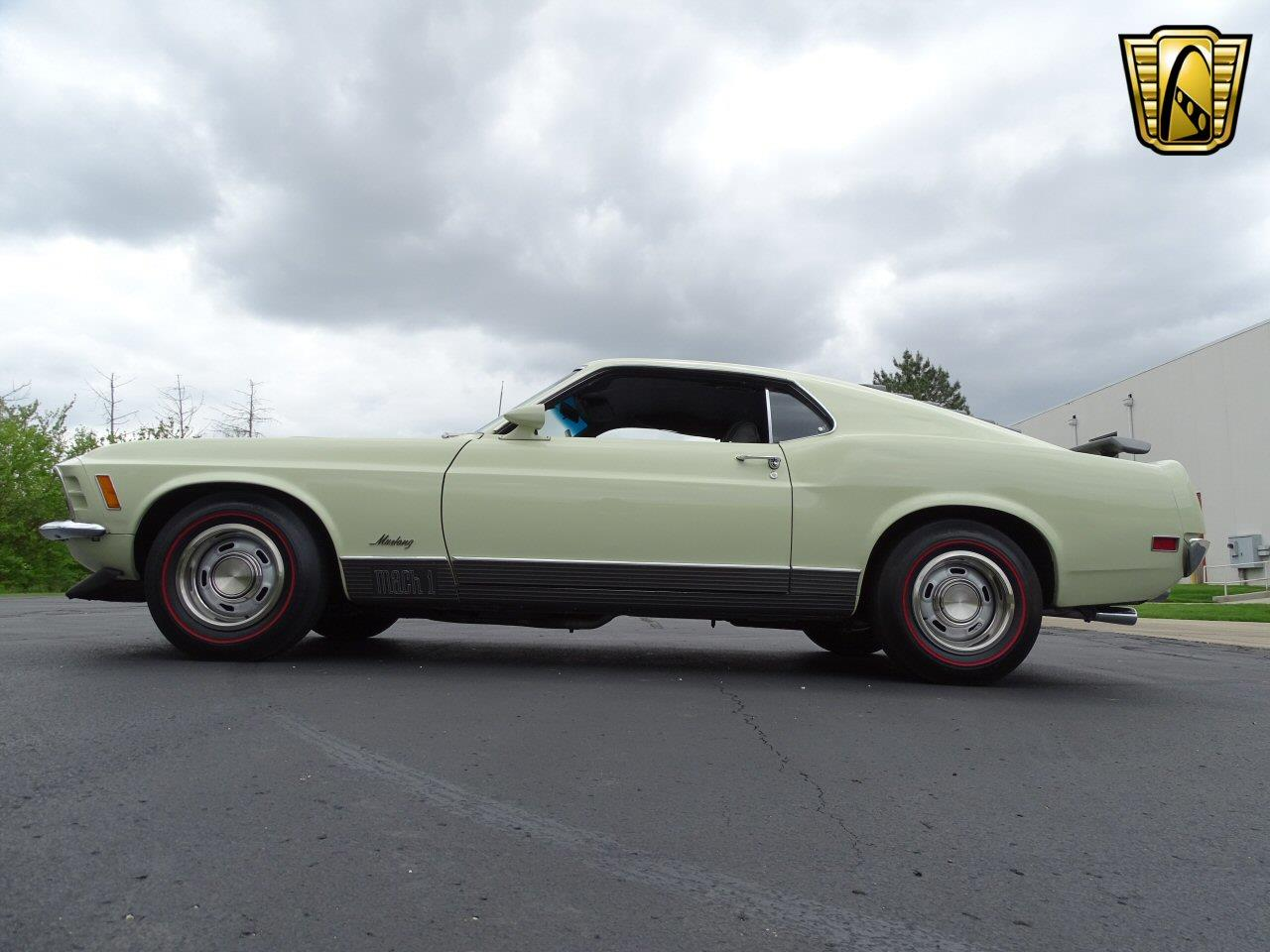 Large Picture of Classic 1970 Mustang located in Indiana Offered by Gateway Classic Cars - Indianapolis - L70Y