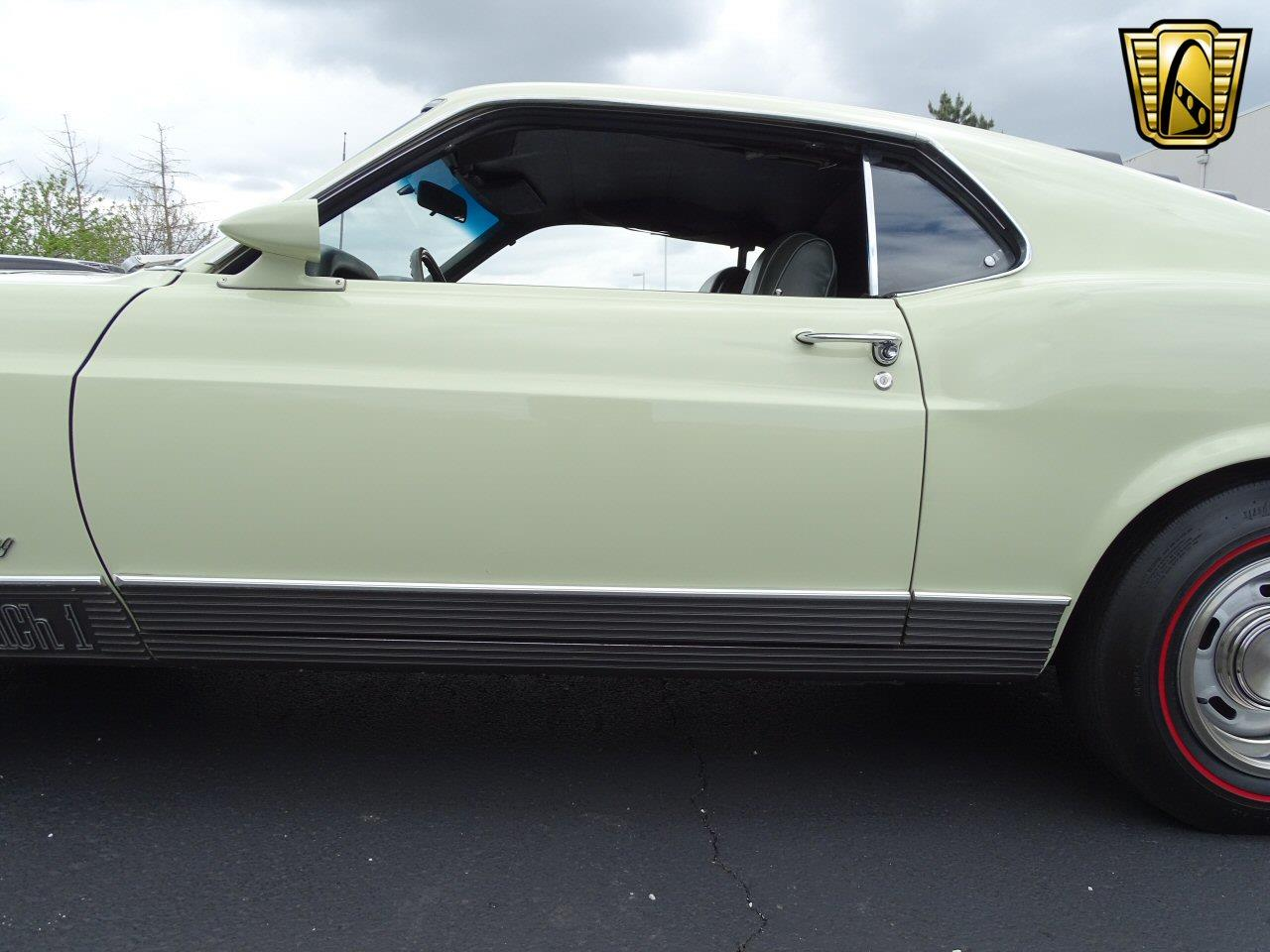 Large Picture of Classic 1970 Ford Mustang located in Indianapolis Indiana - L70Y