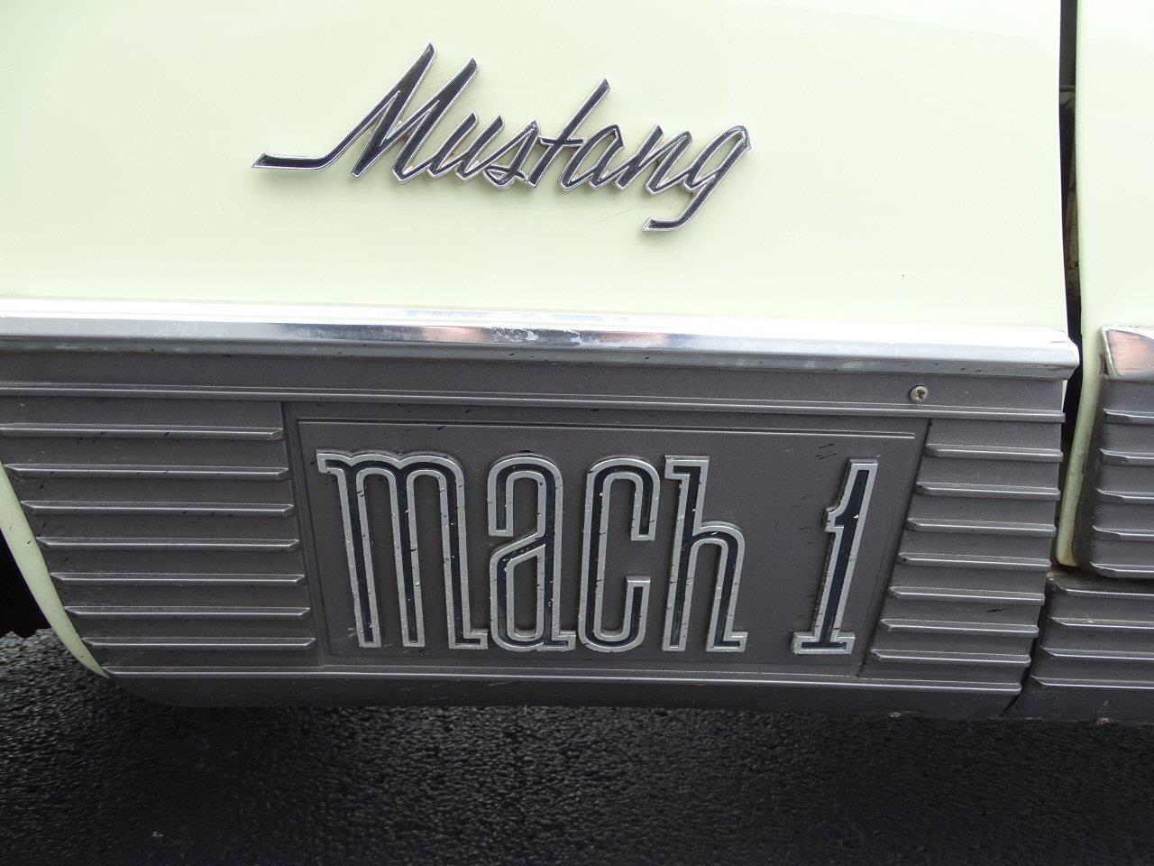 Large Picture of '70 Ford Mustang - $47,595.00 Offered by Gateway Classic Cars - Indianapolis - L70Y