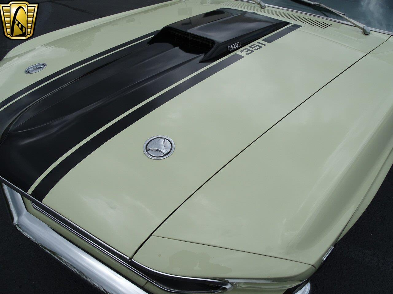 Large Picture of Classic '70 Ford Mustang located in Indianapolis Indiana Offered by Gateway Classic Cars - Indianapolis - L70Y