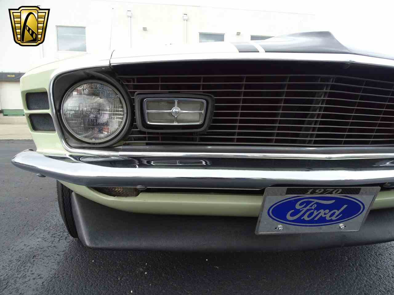 Large Picture of '70 Mustang - L70Y