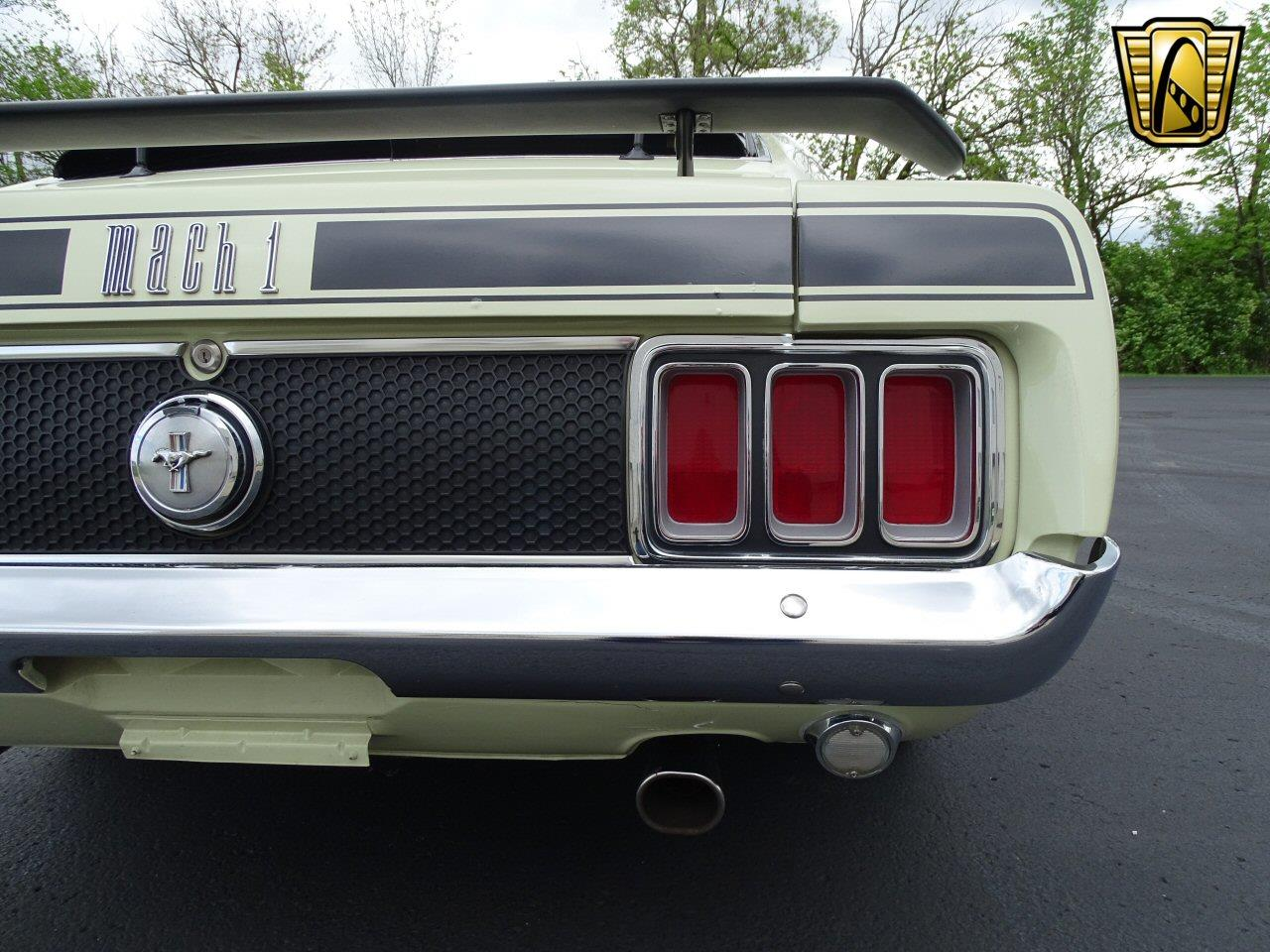 Large Picture of 1970 Ford Mustang located in Indianapolis Indiana - L70Y