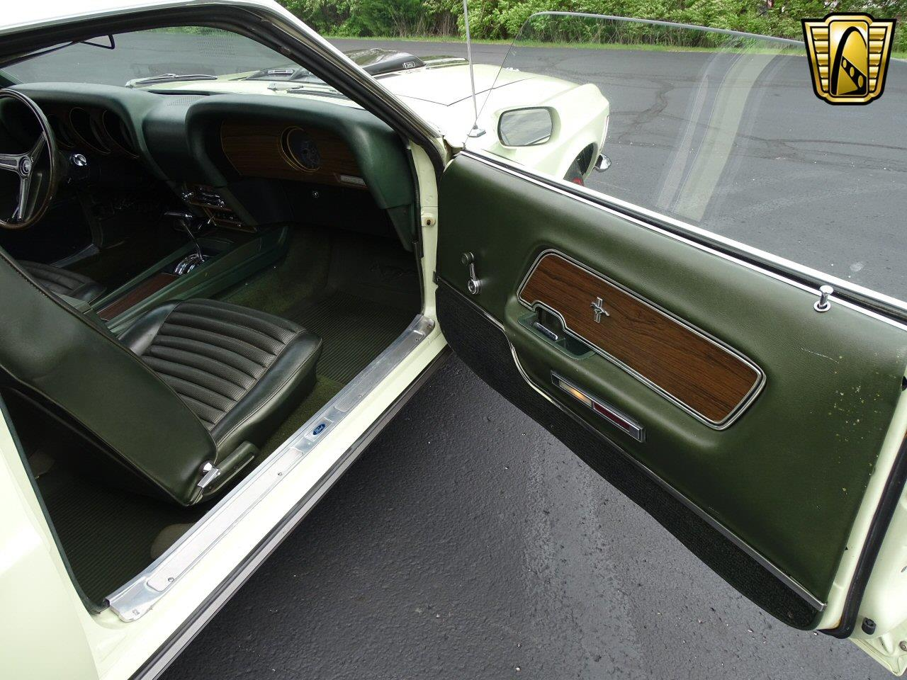 Large Picture of Classic 1970 Mustang located in Indianapolis Indiana - $47,595.00 Offered by Gateway Classic Cars - Indianapolis - L70Y