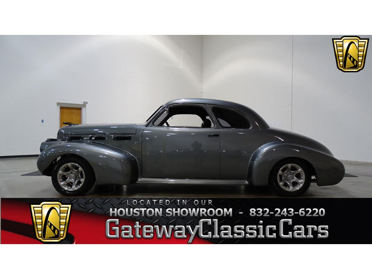 Large Picture of 1940 LaSalle 52 located in Houston Texas Offered by Gateway Classic Cars - Houston - L713