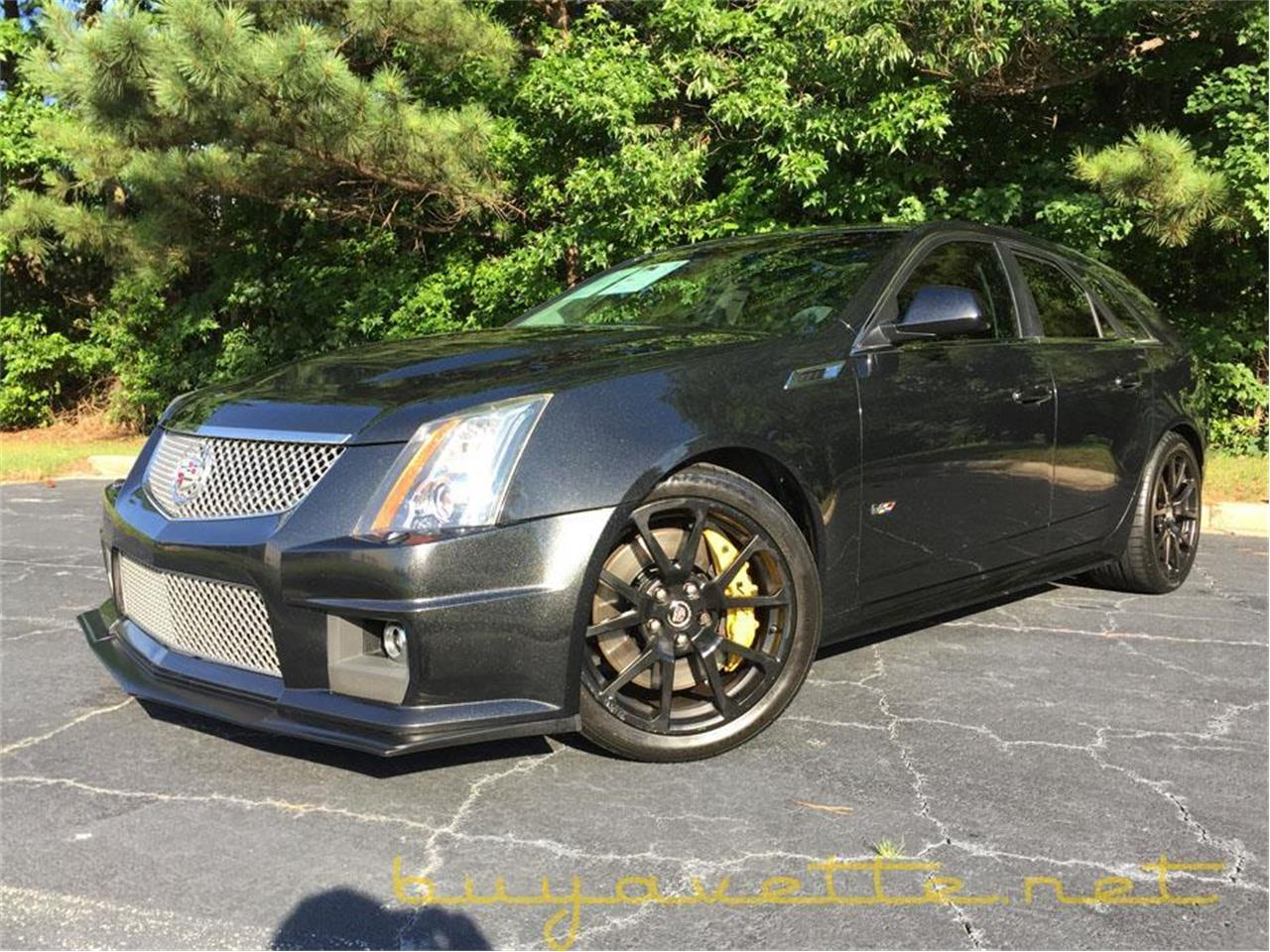Cadillac Cts V Wagon For Sale >> For Sale 2012 Cadillac Cts V Wagon In Atlanta Georgia