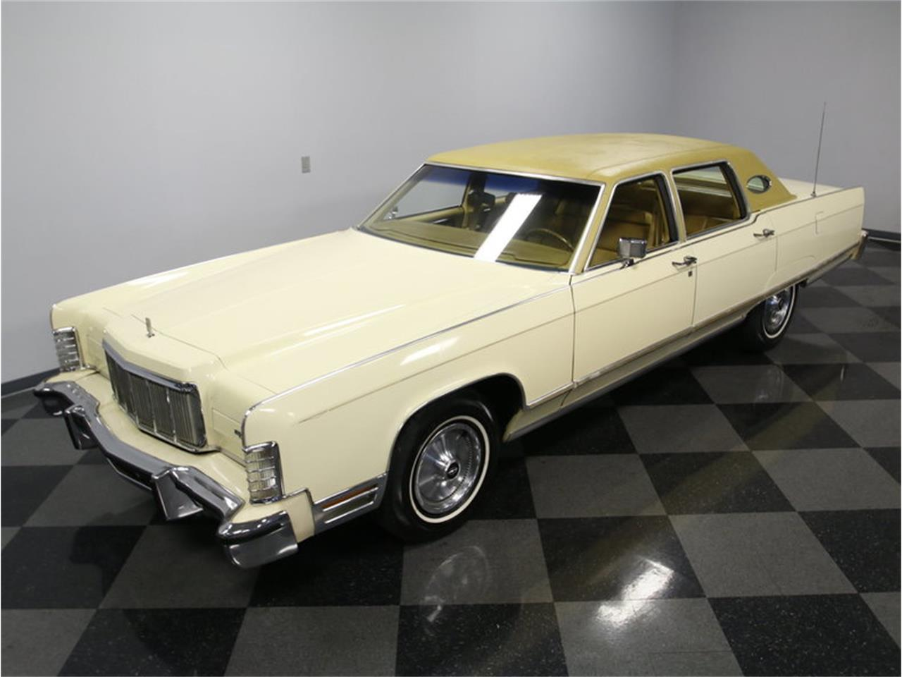 Large Picture of 1976 Continental - L72Y
