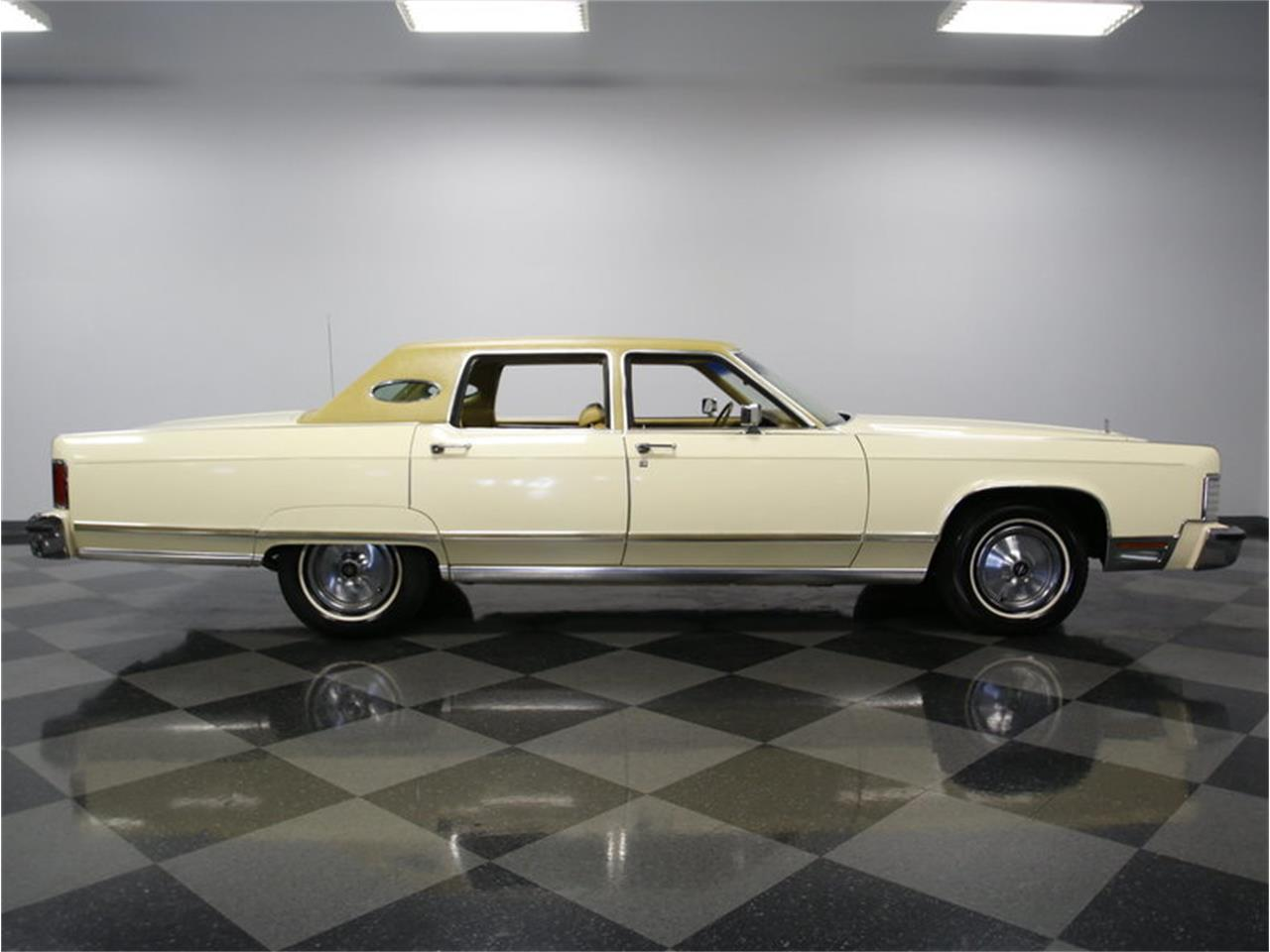 Large Picture of 1976 Continental located in Concord North Carolina - $9,995.00 Offered by Streetside Classics - Charlotte - L72Y