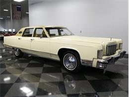 Picture of 1976 Lincoln Continental located in North Carolina - $9,995.00 Offered by Streetside Classics - Charlotte - L72Y