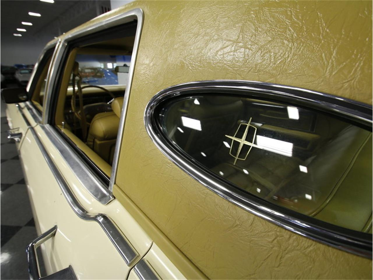 Large Picture of '76 Lincoln Continental located in Concord North Carolina - $9,995.00 Offered by Streetside Classics - Charlotte - L72Y