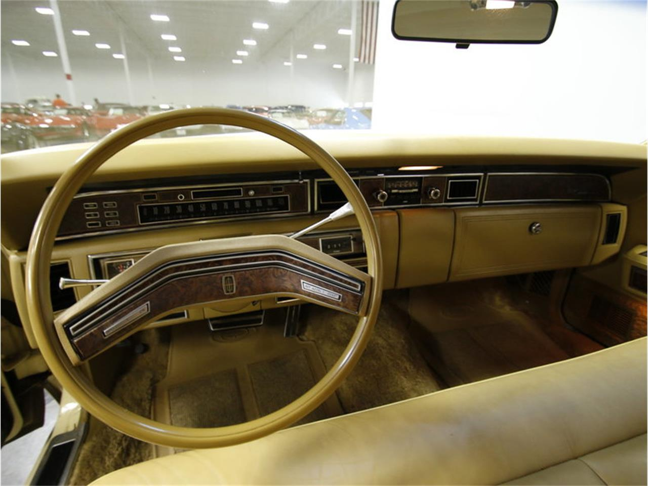 Large Picture of 1976 Continental located in North Carolina Offered by Streetside Classics - Charlotte - L72Y