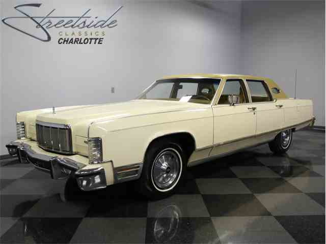 1976 Lincoln Continental for Sale on ClicCars.com