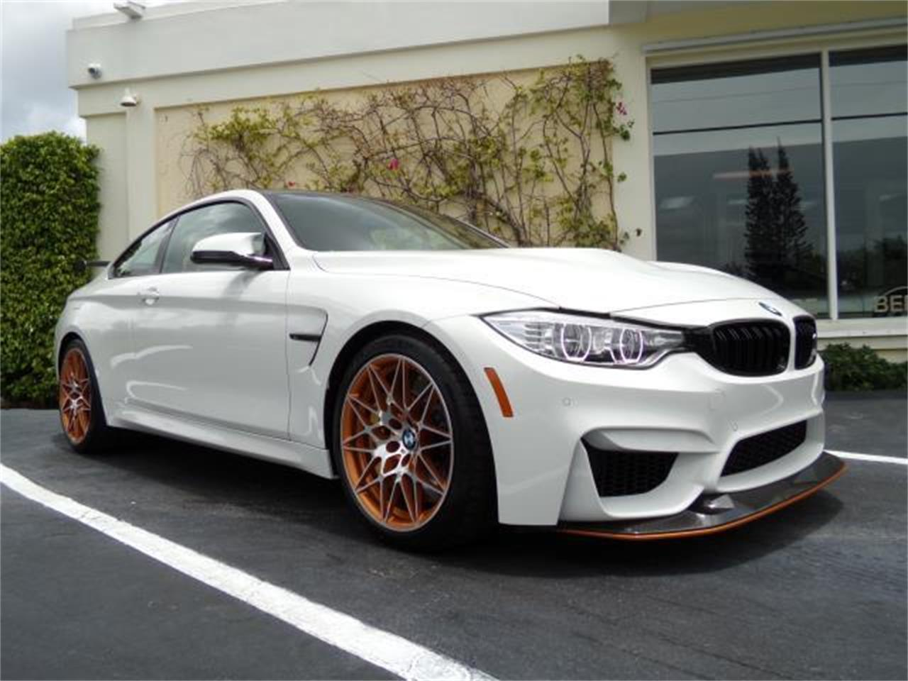 Bmw M4 Gts For Sale >> 2016 Bmw M4 Gts For Sale Classiccars Com Cc 988960