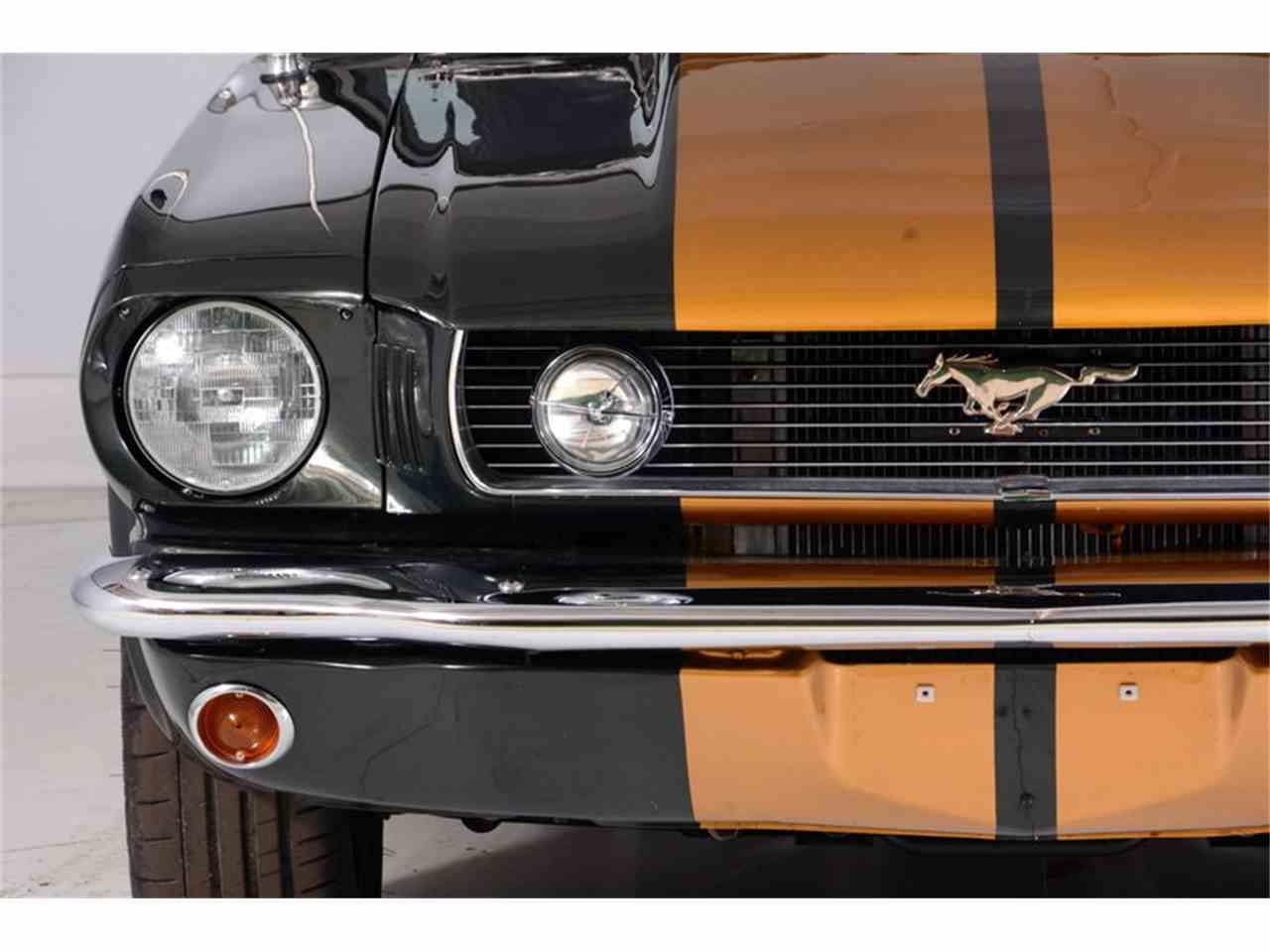 Large Picture of '66 Mustang - L73H