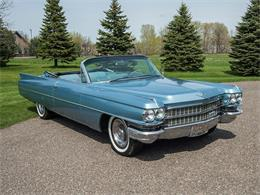 Picture of '63 Cadillac DeVille - $29,950.00 Offered by Ellingson Motorcars - L0V6