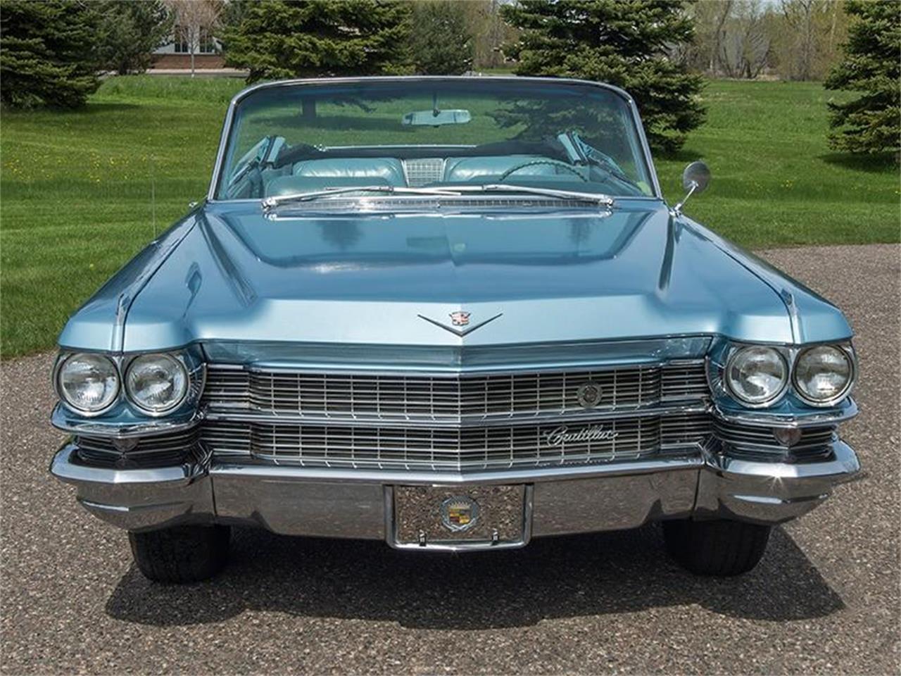 Large Picture of Classic 1963 DeVille - L0V6