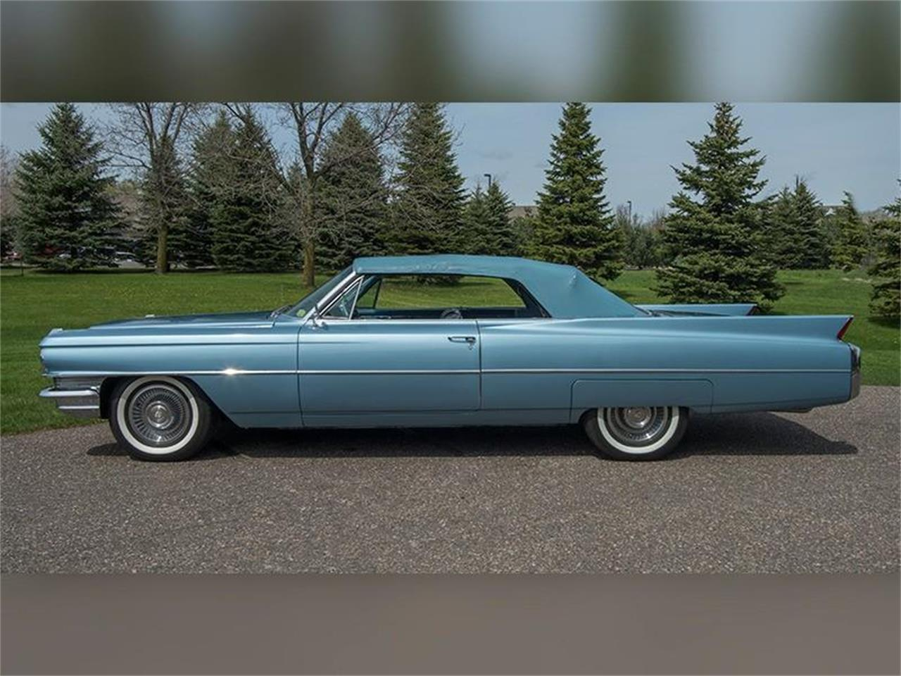 Large Picture of '63 Cadillac DeVille Offered by Ellingson Motorcars - L0V6