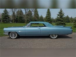 Picture of '63 Cadillac DeVille located in Rogers Minnesota Offered by Ellingson Motorcars - L0V6