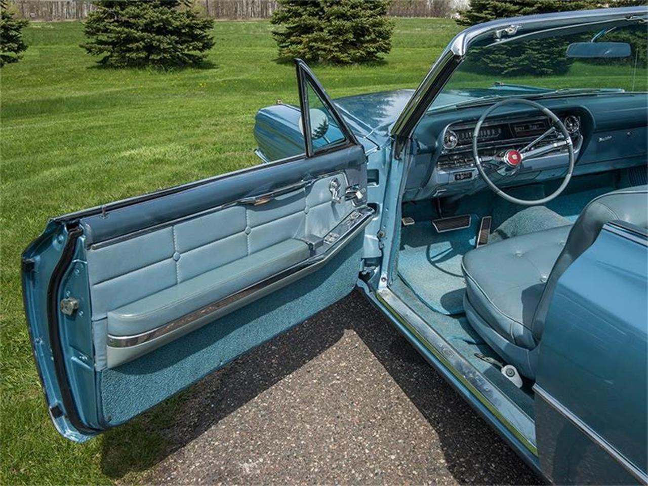 Large Picture of '63 Cadillac DeVille located in Minnesota - L0V6