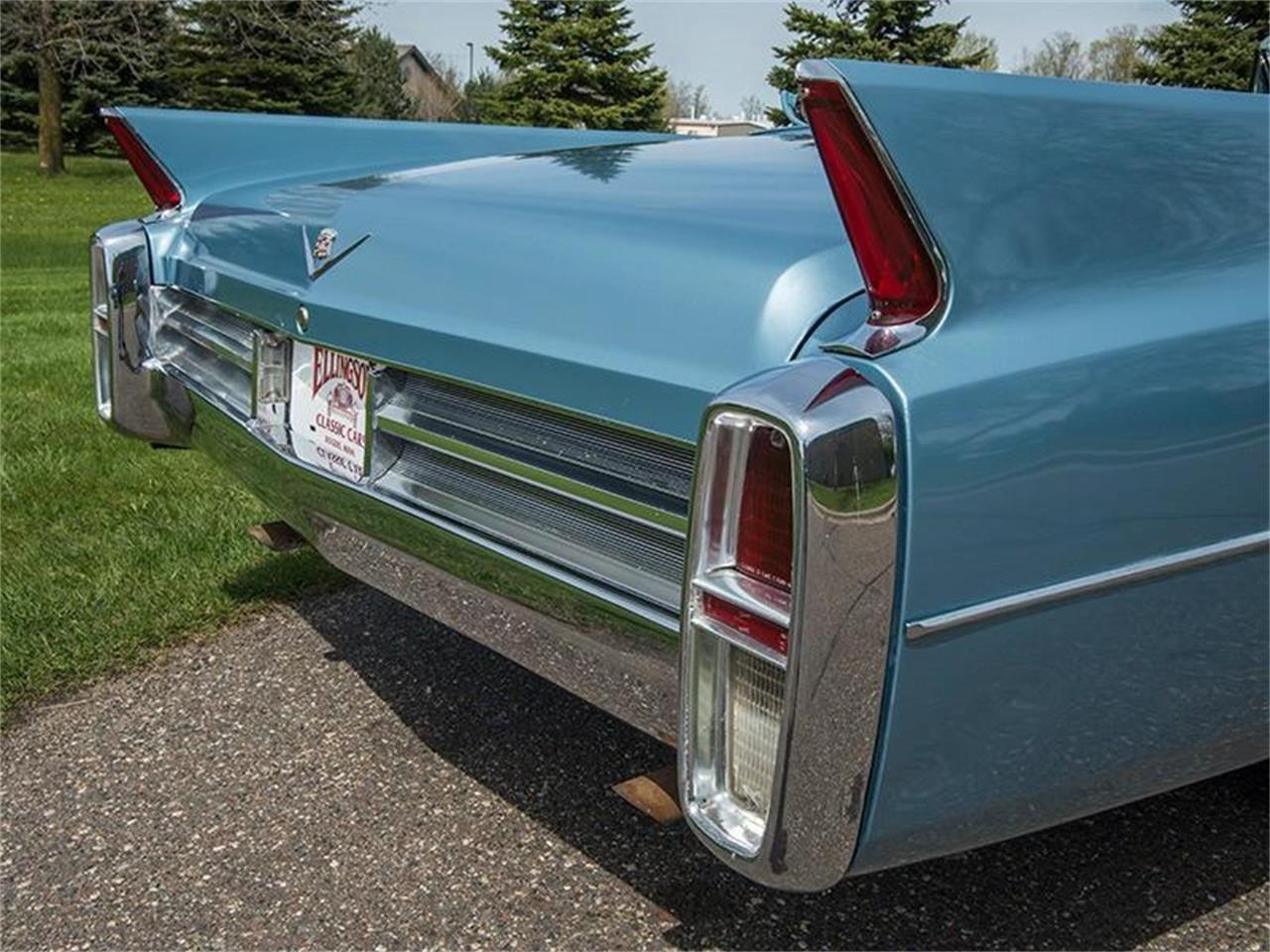 Large Picture of 1963 Cadillac DeVille located in Rogers Minnesota - $29,950.00 - L0V6