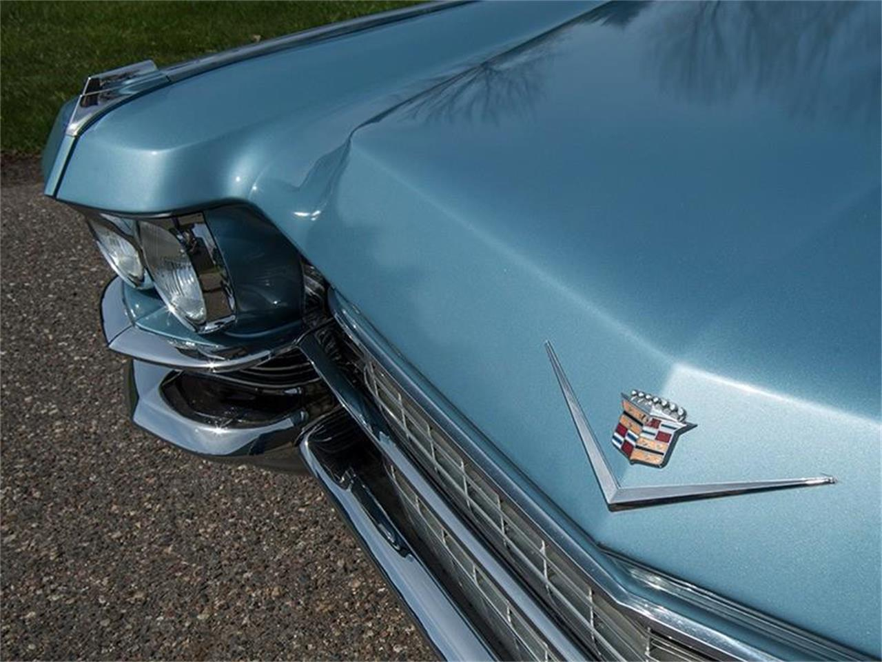 Large Picture of 1963 Cadillac DeVille located in Rogers Minnesota - $29,950.00 Offered by Ellingson Motorcars - L0V6