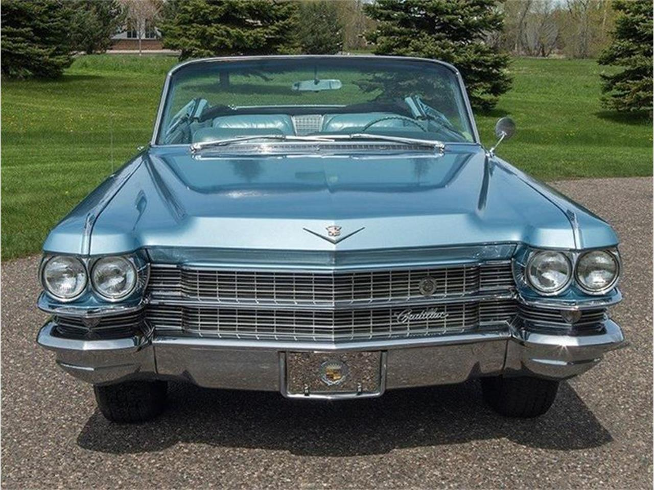 Large Picture of Classic 1963 Cadillac DeVille located in Rogers Minnesota Offered by Ellingson Motorcars - L0V6
