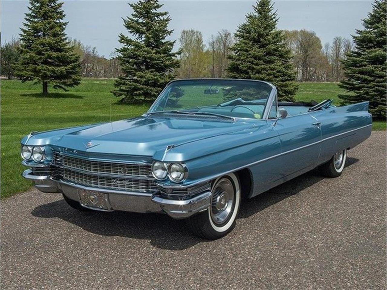 Large Picture of 1963 DeVille located in Rogers Minnesota - L0V6